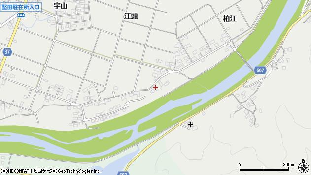 大分県佐伯市長良1928周辺の地図