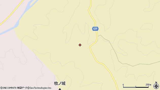 大分県竹田市入田933周辺の地図