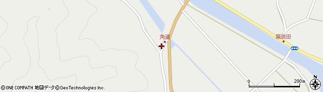 大分県佐伯市木立2周辺の地図