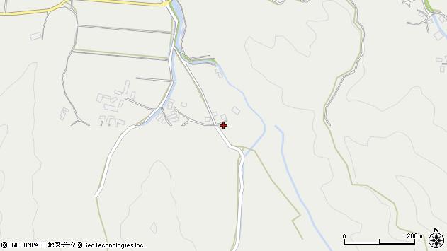 大分県佐伯市長良4065周辺の地図