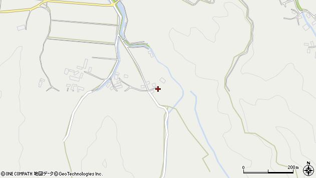大分県佐伯市長良4063周辺の地図