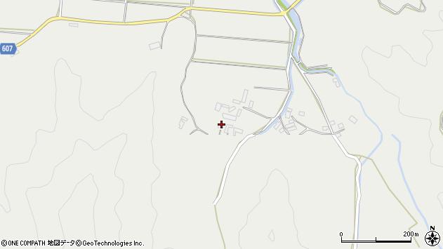 大分県佐伯市長良3589周辺の地図
