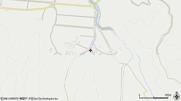 大分県佐伯市長良3795周辺の地図