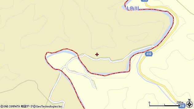 大分県竹田市太田32周辺の地図