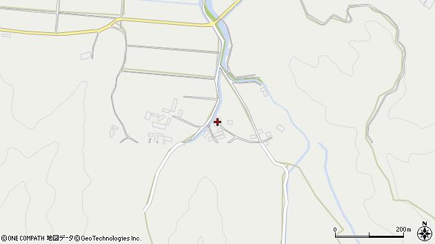 大分県佐伯市長良3769周辺の地図