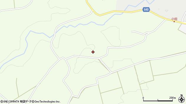 大分県竹田市荻町藤渡594周辺の地図
