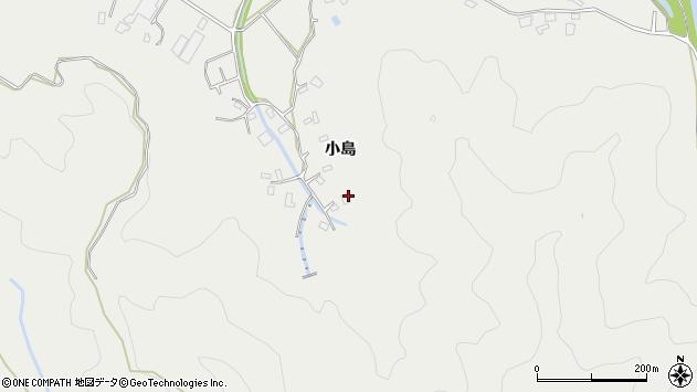 大分県佐伯市長良4527周辺の地図