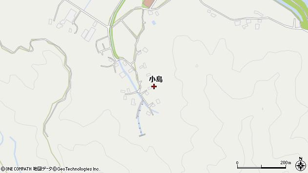 大分県佐伯市長良4531周辺の地図