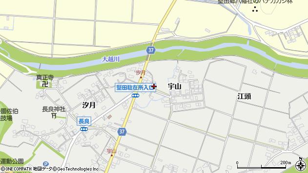 大分県佐伯市長良44周辺の地図