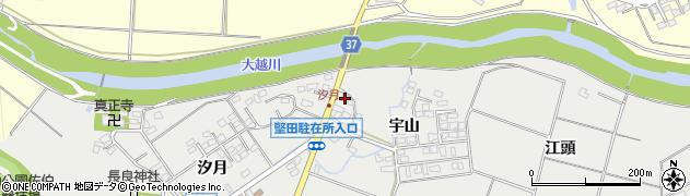大分県佐伯市長良32周辺の地図