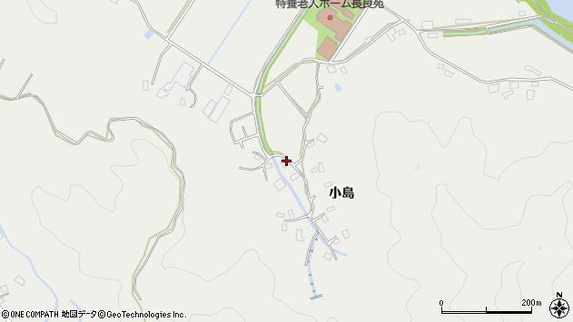 大分県佐伯市長良4572周辺の地図