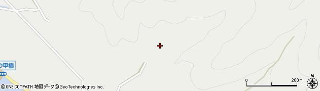 大分県佐伯市木立6317周辺の地図