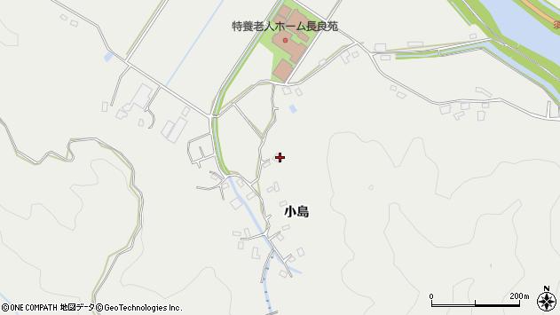 大分県佐伯市長良4582周辺の地図