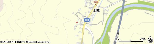 大分県佐伯市長谷5770周辺の地図