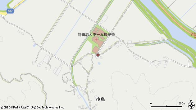 大分県佐伯市長良4698周辺の地図