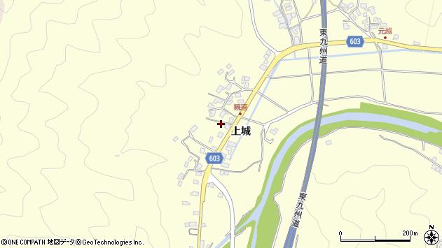大分県佐伯市長谷6249周辺の地図