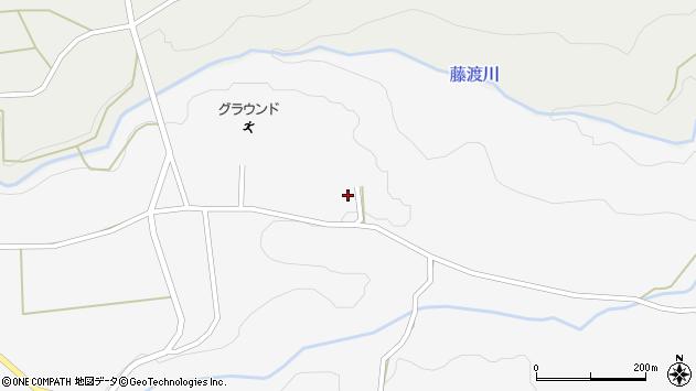 大分県竹田市荻町馬場1331周辺の地図