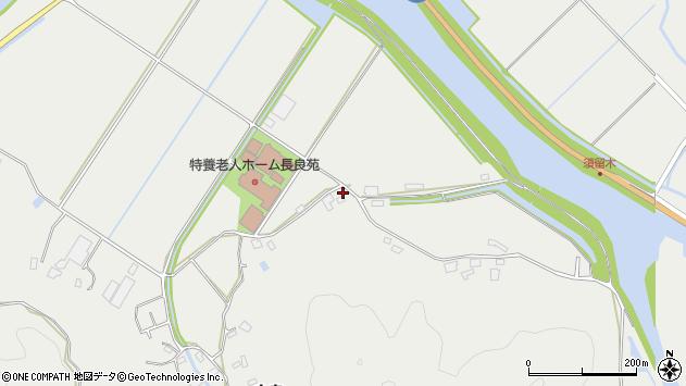 大分県佐伯市長良4681周辺の地図