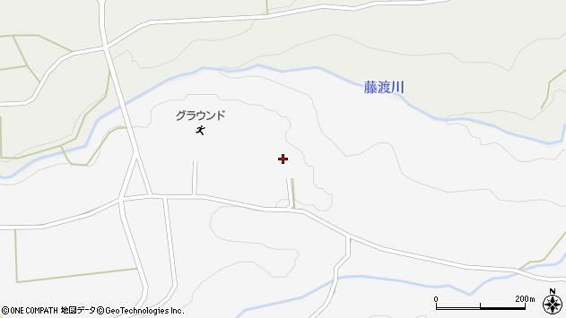 大分県竹田市荻町馬場1333周辺の地図