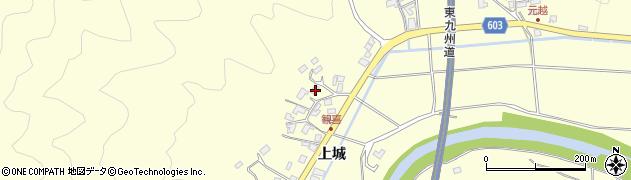 大分県佐伯市長谷6283周辺の地図