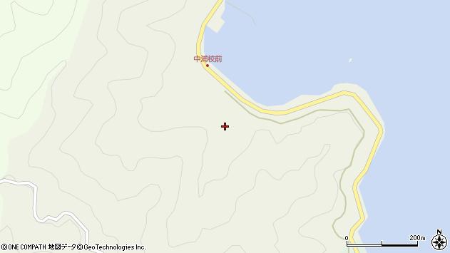 大分県佐伯市鶴見大字羽出浦847周辺の地図