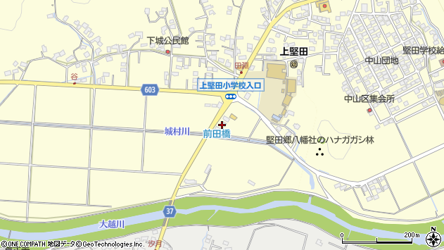 大分県佐伯市長谷7713周辺の地図