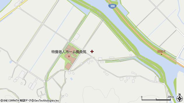 大分県佐伯市長良小島区周辺の地図
