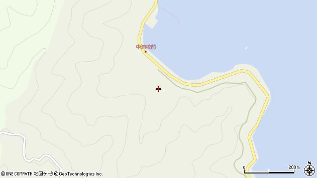 大分県佐伯市鶴見大字羽出浦845周辺の地図