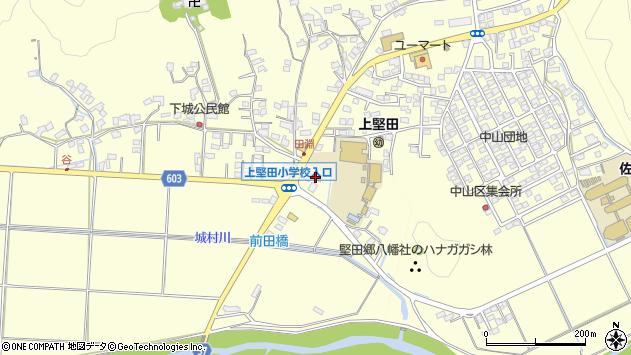大分県佐伯市長谷7727周辺の地図