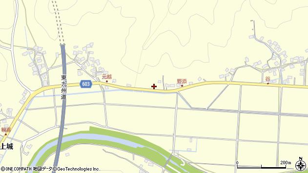 大分県佐伯市長谷6914周辺の地図