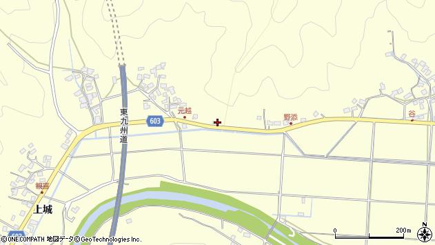 大分県佐伯市長谷6931周辺の地図