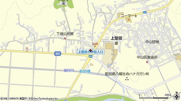 大分県佐伯市長谷7500周辺の地図