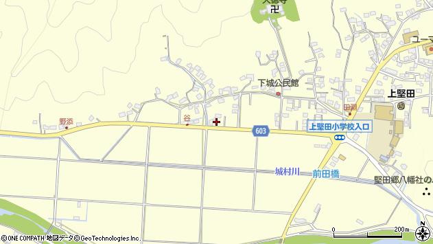 大分県佐伯市長谷7302周辺の地図