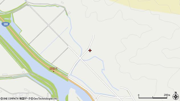 大分県佐伯市木立6628周辺の地図