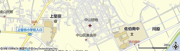 大分県佐伯市長谷9879周辺の地図