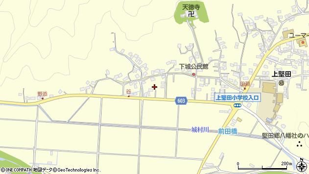 大分県佐伯市長谷7304周辺の地図