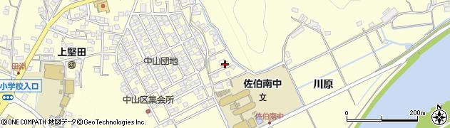 大分県佐伯市長谷10378周辺の地図
