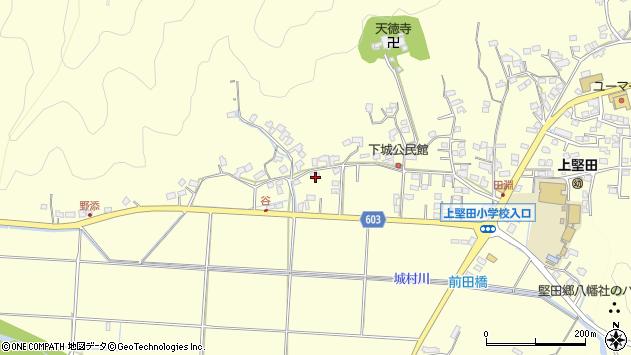 大分県佐伯市長谷7387周辺の地図