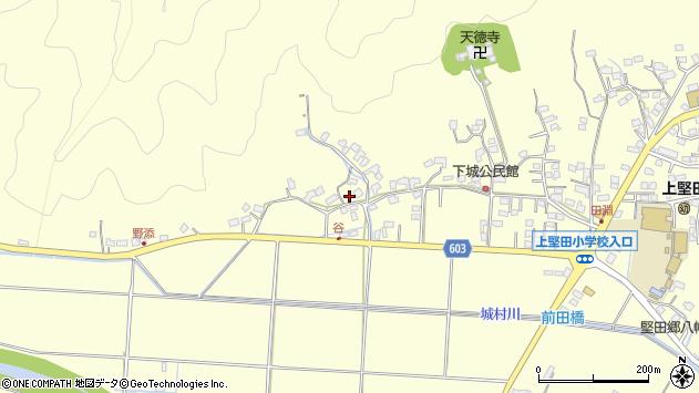 大分県佐伯市長谷8681周辺の地図