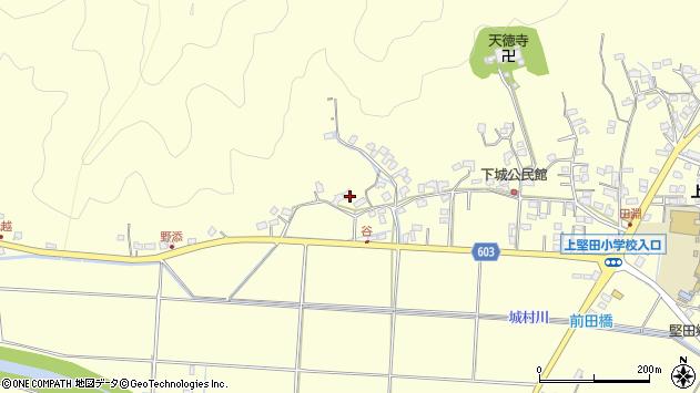 大分県佐伯市長谷8670周辺の地図