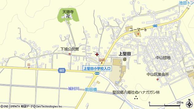 大分県佐伯市長谷9145周辺の地図