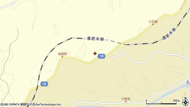 大分県竹田市君ケ園2266周辺の地図