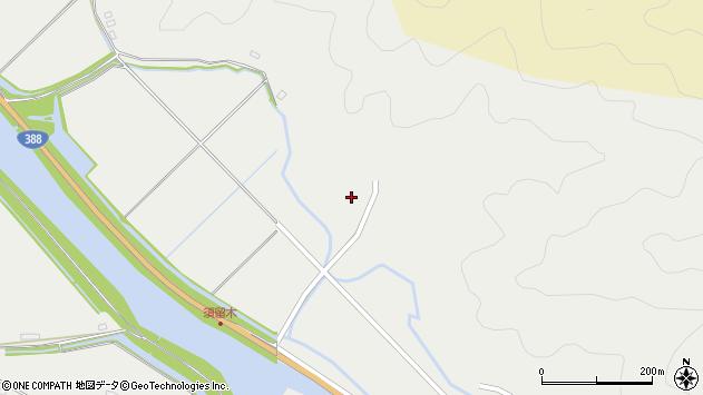 大分県佐伯市木立6703周辺の地図