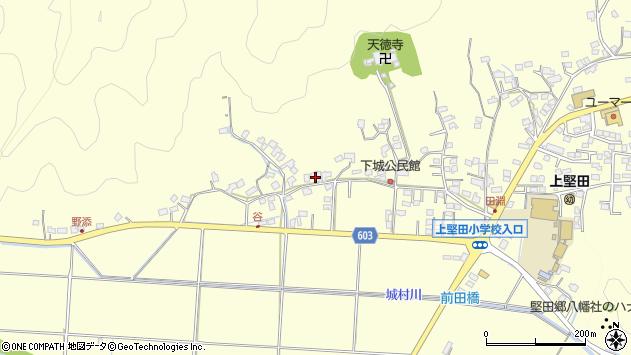 大分県佐伯市長谷8714周辺の地図