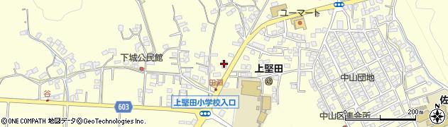大分県佐伯市長谷9173周辺の地図