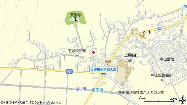 大分県佐伯市長谷9150周辺の地図