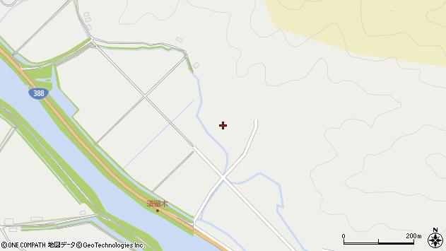 大分県佐伯市木立6715周辺の地図