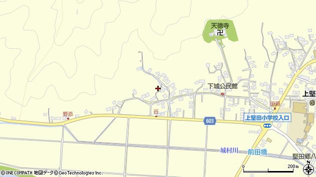 大分県佐伯市長谷8667周辺の地図