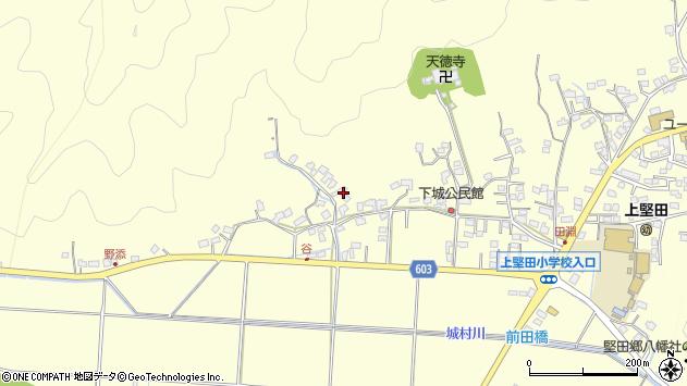 大分県佐伯市長谷8704周辺の地図