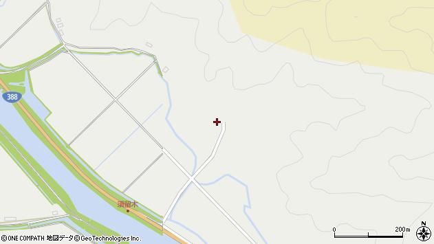 大分県佐伯市木立6682周辺の地図